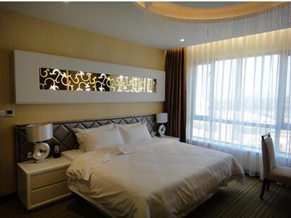 酒店客房窗帘