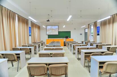 学校教室窗帘