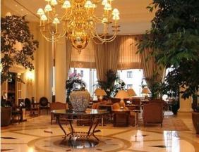 酒店大堂窗帘