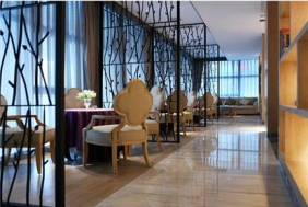 酒店餐厅窗帘