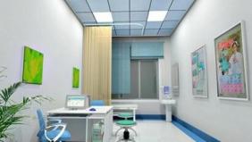 医院接诊室窗帘