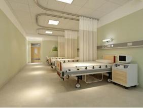 医院病房窗帘