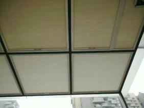 阳光房窗帘